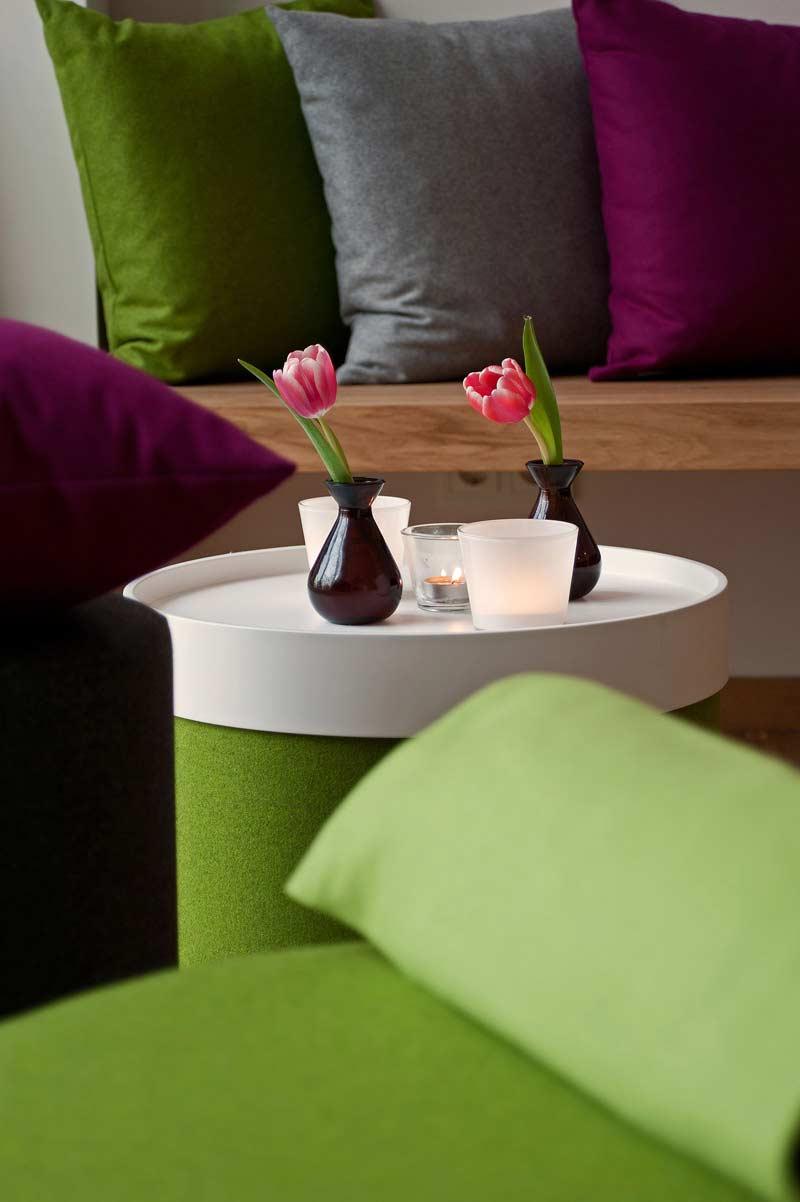 Verbringen Sie mit Ihren Liebsten noch ein paar entspannende Momente während wir Sie mit Obstfreuden verwöhnen.